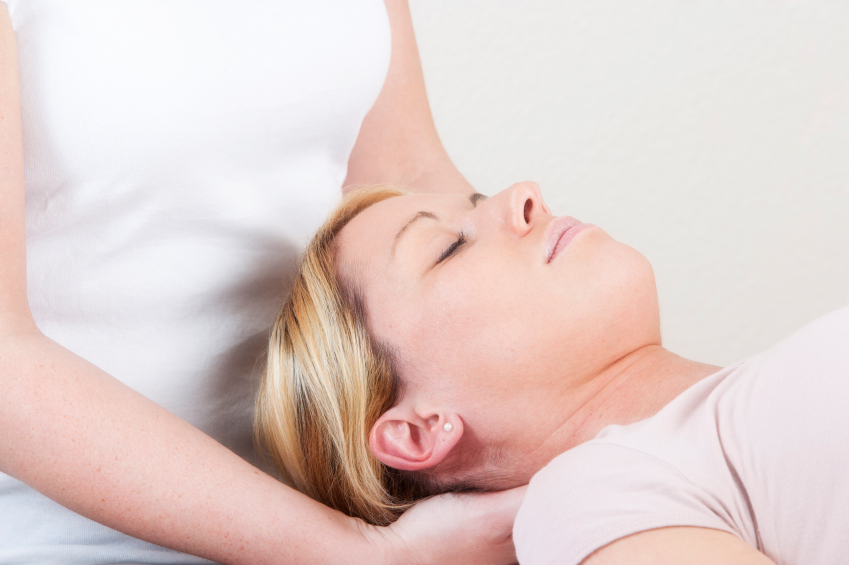 LargsBay Physio treatment of the neck