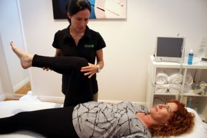 Hip treatment at Esthesis Physiotherapy Largs Bay